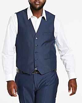 Blue Tonic Suit Waistcoat