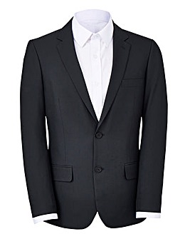 W&B London Black Value Suit Jacket