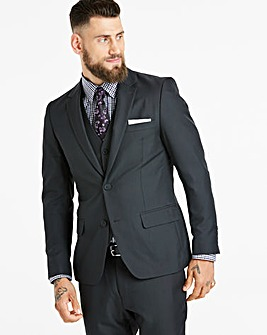 Black David Value Suit Jacket