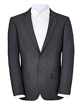 W&B London Grey Value Suit Jacket