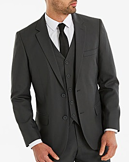 Grey Value Suit Jacket