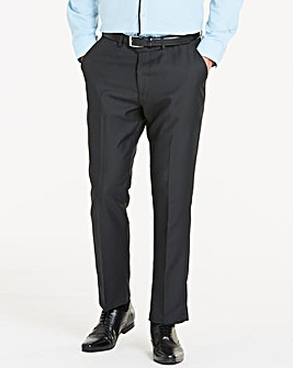 Black David Value Suit Trousers