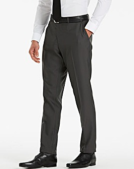 W&B London Grey Value Suit Trousers