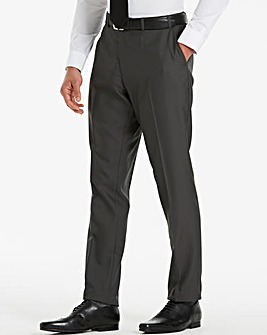 Grey Value Suit Trousers