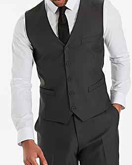 Grey Value Suit Waistcoat