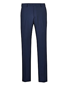 W&B London Navy Slim Value Trousers 31in