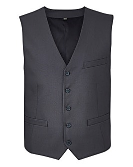 Grey David Value Suit Waistcoat