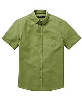 Capsule Khaki S/S Oxford Shirt R