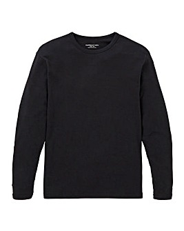 Capsule Black Thermal L/S T-shirt