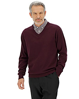 Mock Collar Jumper