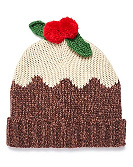 Capsule Novelty Pudding Hat