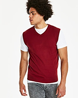 Capsule Berry V-Neck Slipover R