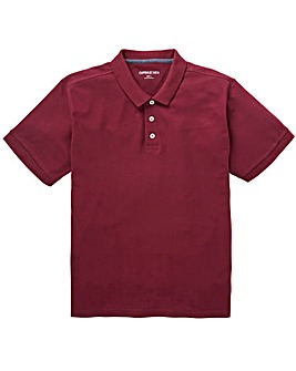 Capsule Berry Short Sleeve Polo L