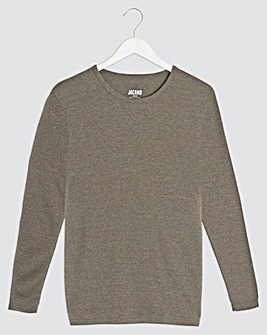 Charcoal Thermal L/S T-shirt