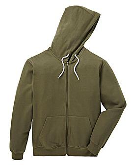 Capsule Khaki Full Zip Hoody R