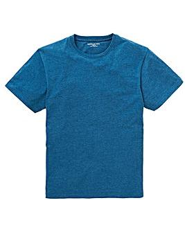 Capsule Dark Teal Crew Neck T-shirt R