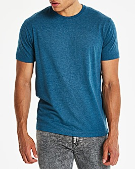 Capsule Dark Teal Crew Neck T-shirt R