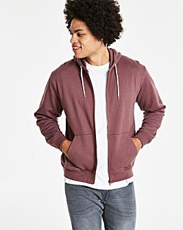 Capsule Dark Pink Full Zip Hoody R