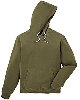 Capsule Khaki Over Head Hoody L