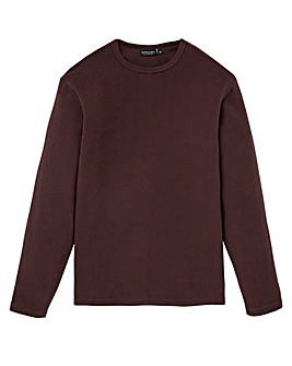 Capsule Plum Crew Neck Fleece R