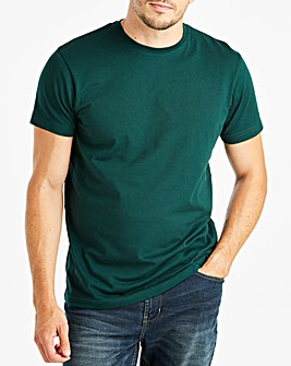 Capsule Green Crew Neck T-shirt L