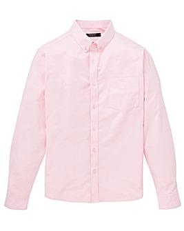 Capsule Baby Pink L/S Oxford Shirt L