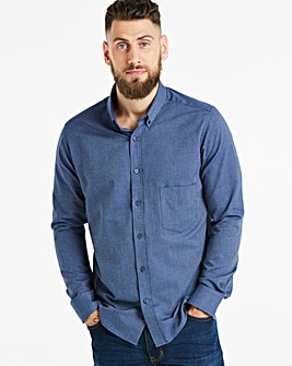Capsule Denim L/S Oxford Shirt L