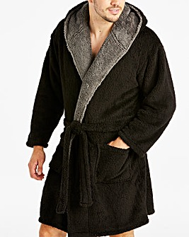 Mens Dressing Gowns Robes In Sizes Up To 5xl Jacamo