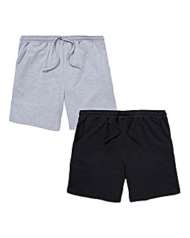 Capsule Pack of 2 Shorts