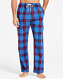 Capsule Brushed Check Loungepants