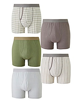 Pack of 5 A-Fronts