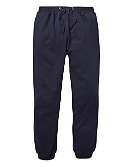 Capsule Navy Cuffed Jog Pants 29in