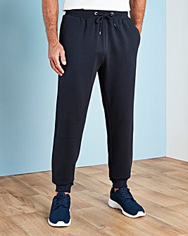 Capsule Navy Cuffed Jog Pants 29in