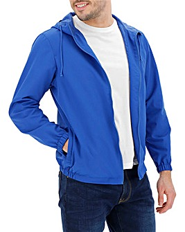 Cobalt Lightweight Hooded Jacket
