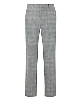 Stanley Grey Check Suit Trousers