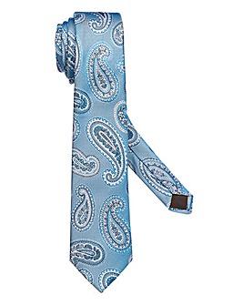 Capsule Paisley Print Tie