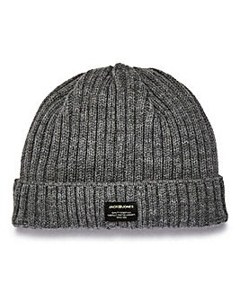 Jack & Jones Grey Beanie