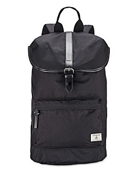 Burtons Rockingham Black Backpack