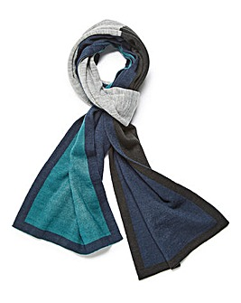 Capsule Colour Block Scarf