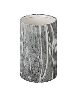 Hestia Marble Effect Dolomite Vase