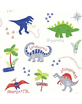 Dino Doodles Multi  WP