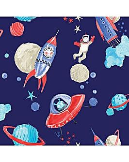 Arthouse Starship Blue WP
