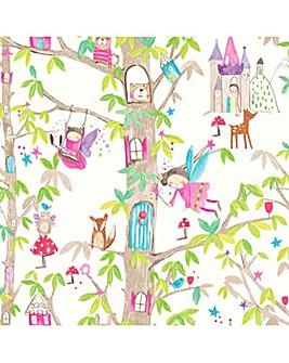 Arthouse Woodland Fairies WP