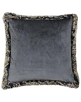 Fur Velvet Poly Cushion