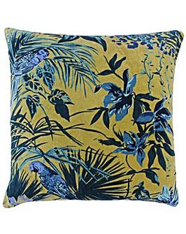 Amazon Jungle Poly Cushion