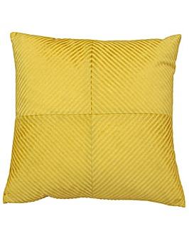 Infinity Ribbed Poly Cushion