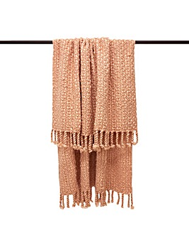 Jocelyn Chunky Knit Throw