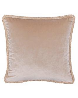 Freya Fringed Poly Cushion