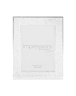 "5"" x 7"" Impressions Gitter Photo Frame"