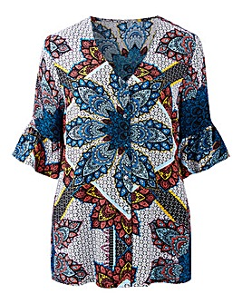 560a9b5e1 Women's Shirts | Plus Size Shirts | UK8-32 | Fashion World